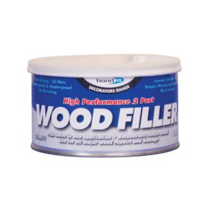 Bond It 2 PART WOOD FILLER 275ml.white