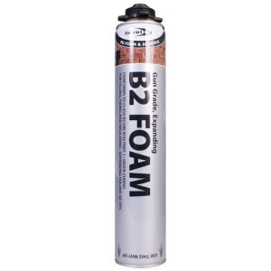 Bond It B2 EXPANDING PU FOAM Gun Grade 750ml