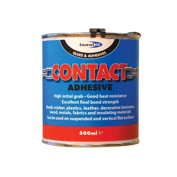 Bond It CONTACT ADHESIVE Premium Grade Beige 500ml