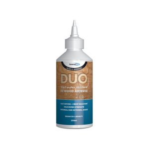 Bond It DUO 2 IN 1 WOOD GLUE White 250ml