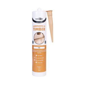 Teak Laminate & Hardwood Flooring Sealant like Silicone, Kitchen Cabinets Timber Door Furniture