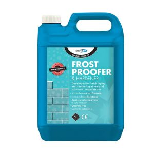 Bond It FROSTPROOFER & RAPID HARDENER Light Blue 5L