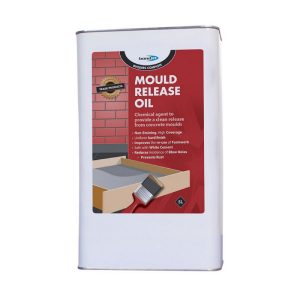 Bond It MOULD RELEASE OIL Straw 5L