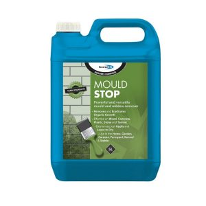 Bond It MOULD STOP MOULD & MILDEW REMOVER Clear 5L