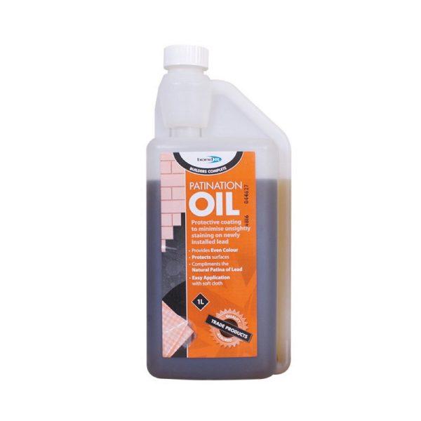 Bond It PATINATION OIL Straw 1 Litre
