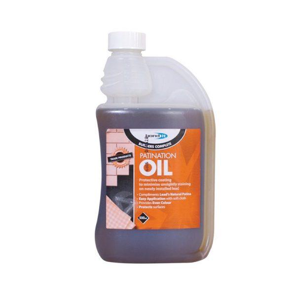 Bond It PATINATION OIL Straw 500ml
