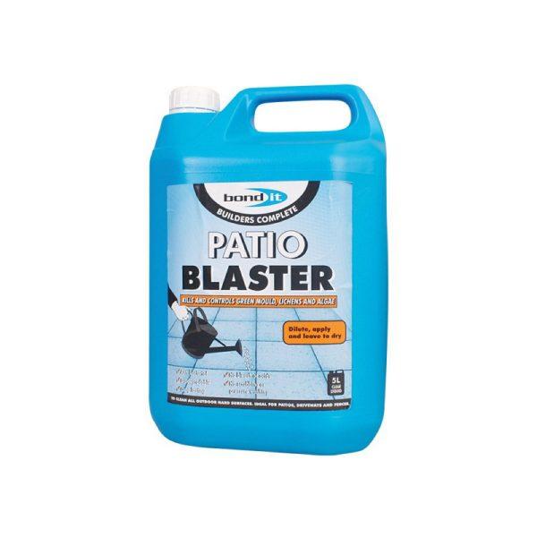 Bond It PATIO BLASTER Clear 5L