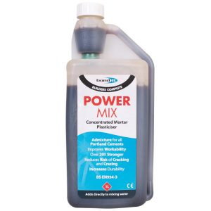 Bond It POWER MIX CONCENTRATE Brown 1 Litre