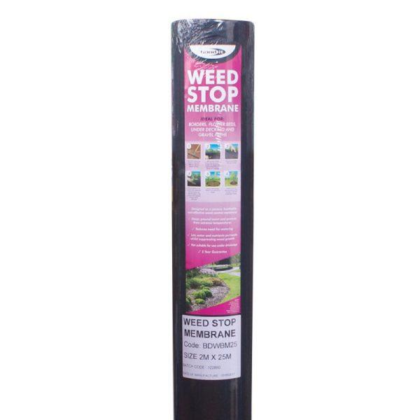 Bond It WEED STOP MEMBRANE Grey 1Meter x 15Meters
