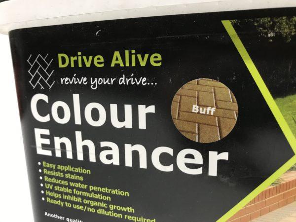 Brick Block Driveway Colour Enhancer Buff Path Paving Revive Your Drive