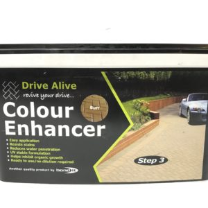 Brick Block Driveway Colour Enhancer Buff Path Paving Revive Your Drive