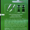 Super Glue Superglue Brush N Nozzle Home Office Work Repair Metal Ceramic Plastic PVC Rubber Leather 1x 12g