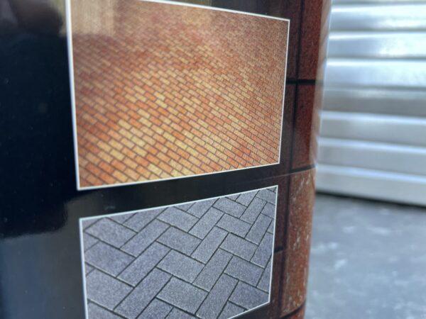 High Gloss Block Sealer Brick Driveway Clear Coat New Drives Path Paving Revival NEW