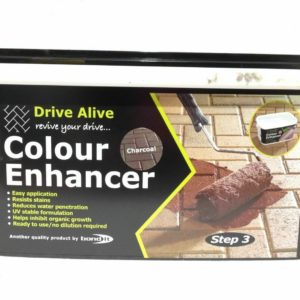 Brick Block Driveway Colour Enhancer Charcoal Path Paving Revive Your Drive