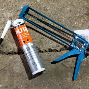 Construction Joint Expansion Joint Gap Filler Silicone + GUN High Strength