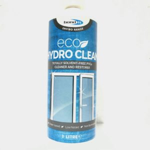 PVCu Plastic Window Door Cleaner & Restorer uPVC Rid Dirt Eco Friendly Fast Acting 1L